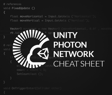 Photon Network PUN2 (Cheat Sheet)