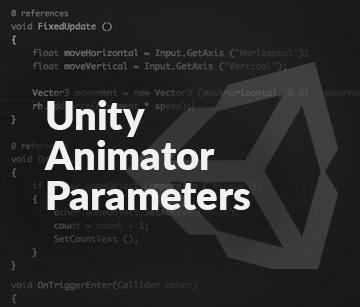 UnityAnimatorParameters