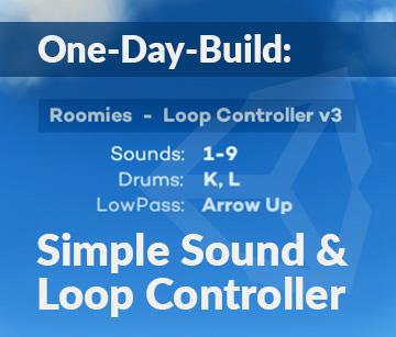 ODB: Simple Sound Controller