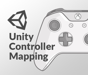 Unity Controller Mapping